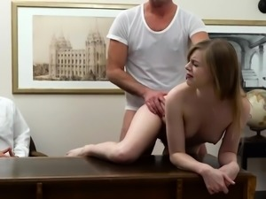 Teen rough anal casting and beautiful I've looked up to