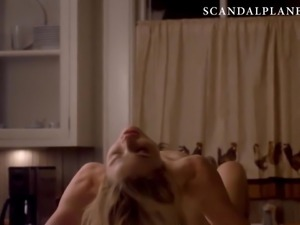 Emma Rigby Sex In The Kitchen Scene On ScandalPlanetCom