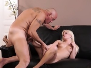 Teen blonde dildo hd and daddy throat fucks compeer' compani