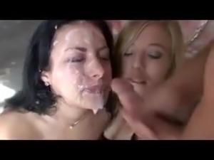 Cum Sluts Takes Many Load And Cum Swamp