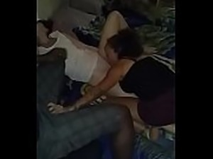 White Pussy and Black Cock