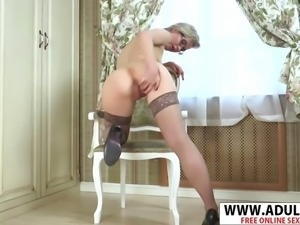 Acrobatic fake mother lisa young fucking good touching step son