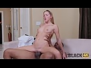 BLACK4K. BBC is something new and exciting for young dollface