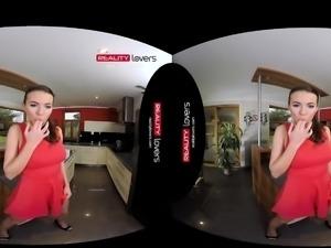 RealityLovers VR - Dildo for Breakfast