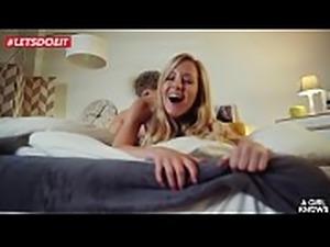 So-ul SIS-TERS Lesbian porn (Vyvan Hill, Sicilia)