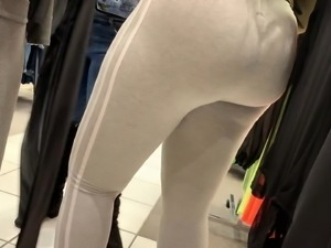 Gorgeous Ebony Spandex