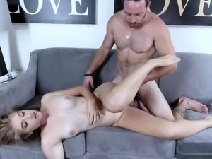 Teen first time anal casting Alyce Andercrony's son in