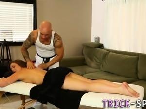Beauty blowing masseur