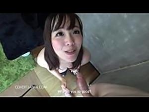 Japanese Girl Aya Fucks White Dude - Covert Japan