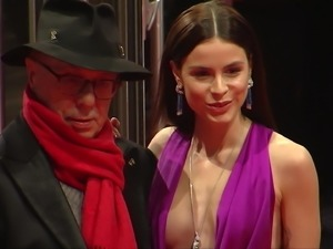 Lena Meyer-Landrut Sexy Red Carpet 2018