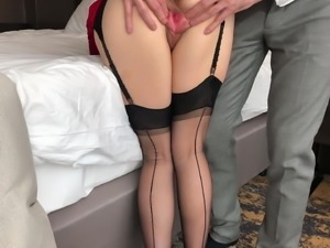 Big Cock for High Class Slut