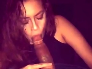 Extreme amateur pov blowjob by a big dicks