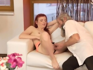 Teen games first time Unexpected experience with an older