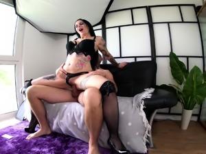 Hot German Teen Fuck the Husband of her best Girlfriend