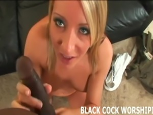 I think I am addicted to riding big black cock