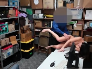 Wife caught cheating with cock and crony's step sister