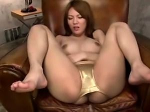 Japanese fingering toying cunt