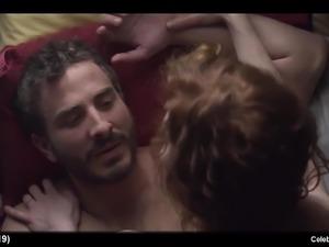Phoebe Tonkin & Nikki Shiels Lingerie And Sex Movie Scenes