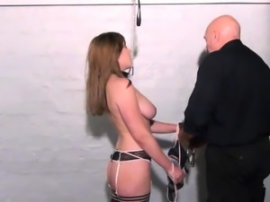 Amateur slave Taylors dungeon domination