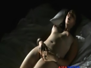 Homemade masturbation