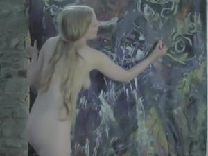 Peindre (nue)