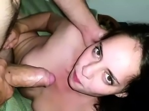 Pov blowjob facial homemade gloryhole bukkake facial