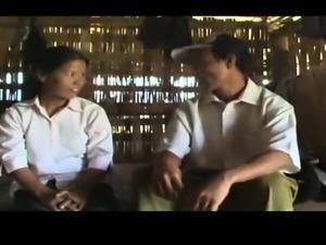 Asian farmer housegirl home prostitution