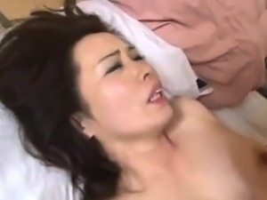Mature Japanese ladies sharing their hunger for hard meat