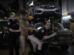 Milf babe hd and playing with herself Chop Shop Owner