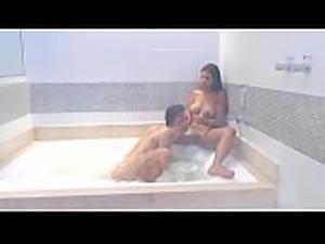 Christopher e Lunna Vaz no Motel em Registro em SP