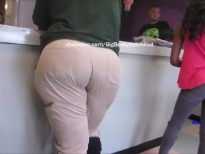 Chinese (Huge Booty Wide Hips) Takeout