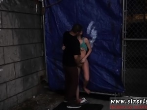 Brutal hd Rough outdoor public fuck-fest is Anya Olsen's onl