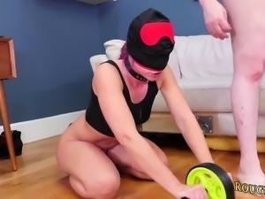 Teen ass fingering Ass-Slave Yoga