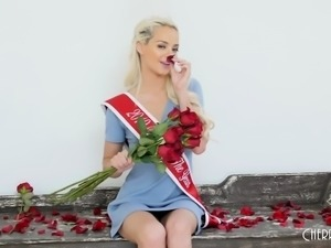 Elsa Jean is Crowned Cherry of the Year