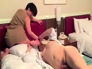 Horny Asian wife expresses her love for sucking and fucking