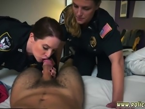 Amateur peeing panties Noise Complaints make muddy bitch cop