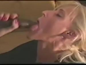 Hot Blonde Blacked