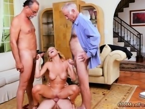 Old young ass licking and daddy love Frannkie And The Gang T