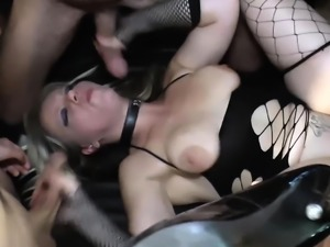 german cum inside creampie gangbang orgy swinger party