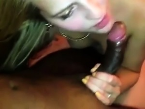 Chantell Merino Blonde Teen Interracial POV Fucking