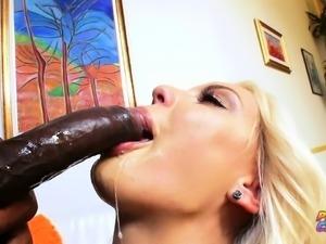 PervCity Blonde Kenzie Taylor IR Anal Creampie