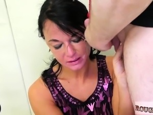 Blonde big tits bondage first time Talent Ho