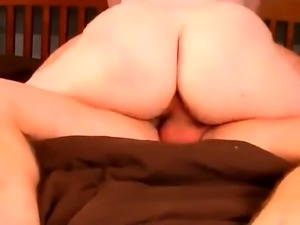 Hot Asian slut in threesome with anal and double penetration