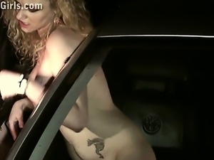 DOGGING PUBLIC anonymous GANGBANG Part 3