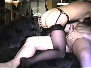 Brunette milf requires that hard cock-up her good vagina an