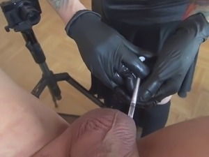 CBT, injection, needles, pretty nurse part 1