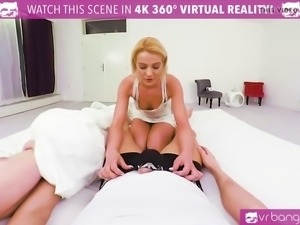 vr porn - cherry kiss make best ever blowjob