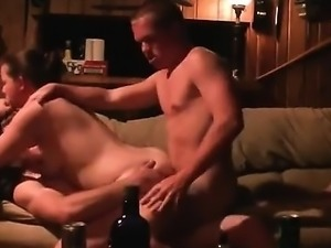 A Buddy along with couple gets drunk does DP