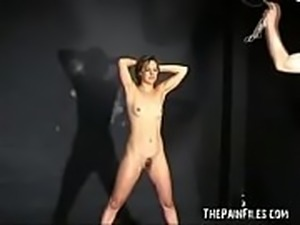 Bizarre female soldiers humiliation and hardcore bdsm