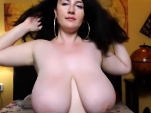 Estela Hot Big Boobs Milf